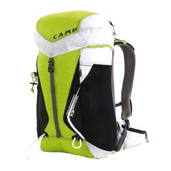 Backpack - 30L CAMPACK X3 BACKDOOR green/white