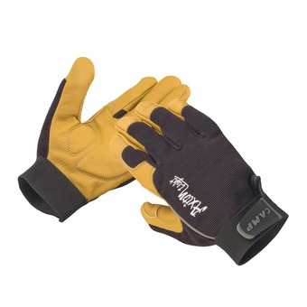 Protective Gloves - AXION LIGHT black/yellow