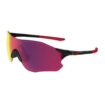 Lunettes EVZERO PATH polished black w/ prizm road