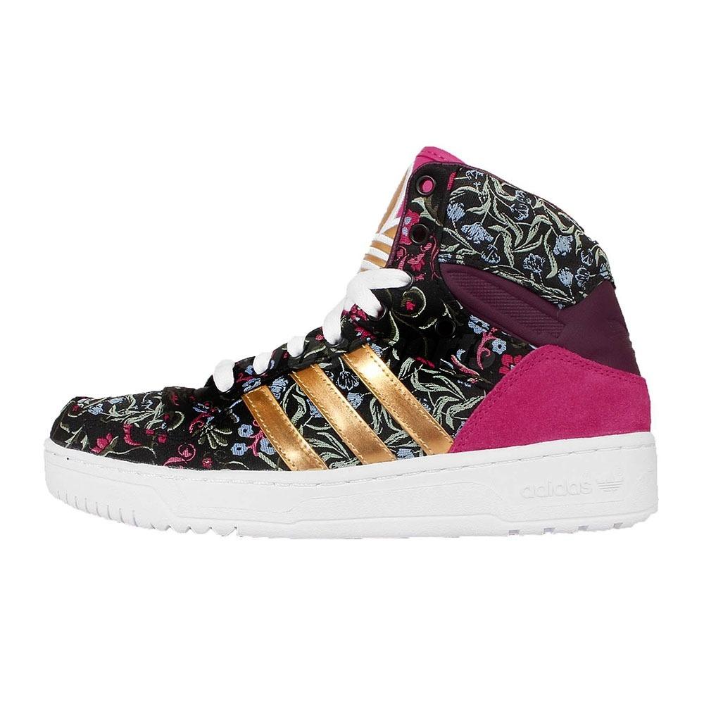 adidas donna scarpe nero rosa