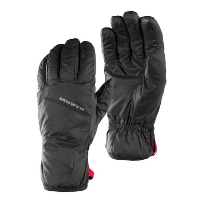 MAMMUT - THERMO - Guantes black