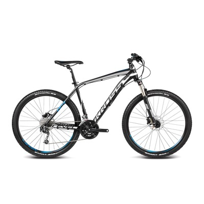 "VTT semi-rigide 27.5"" LEVEL R4 black/silver/blue mat"