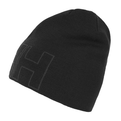 HELLY HANSEN - OUTLINE - Gorro hombre black