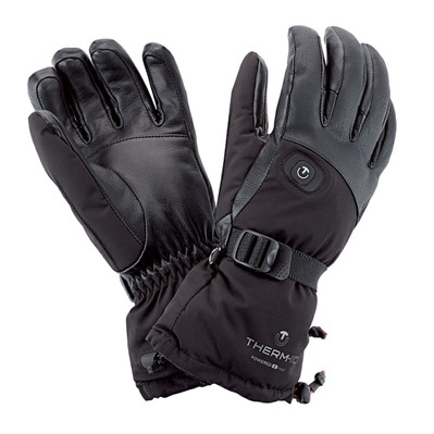THERM-IC - POWERGLOVES V2 - Guanti riscaldanti Donna nero