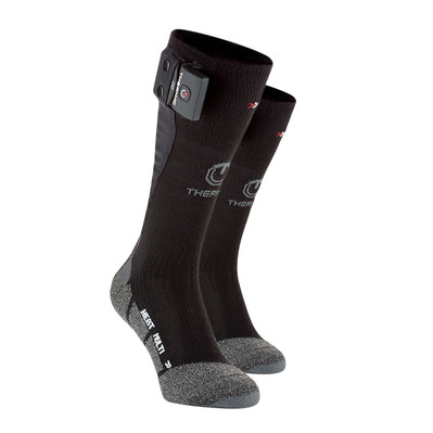 THERM-IC - POWERSOCKS HEAT MULTI - Calcetines calefactables negro