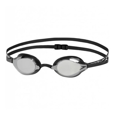 SPEEDO - FASTSKIN SPEEDSOCKET 2 MIRROR - Swimming Goggles - black