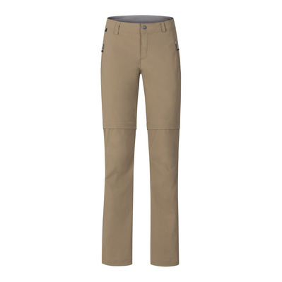 ODLO - WEDGEMOUNT - Pantalon convertible Femme lead gray