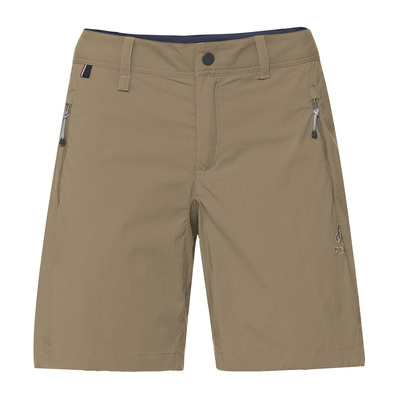 ODLO - WEDGEMOUNT - Short Femme lead gray