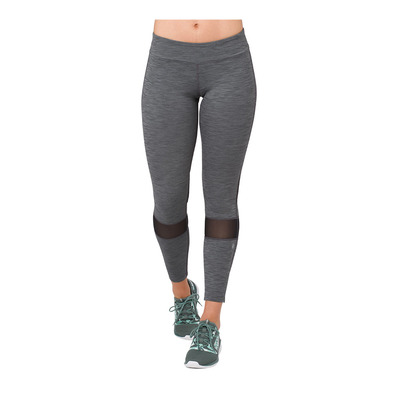 ASICS - MELANGE - 7/8 Tights - Women's - performance black heather