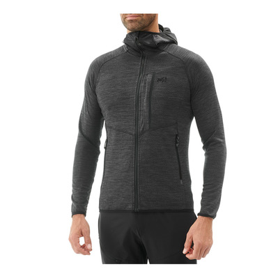 MILLET - LOKKA - Fleece - Men's - black