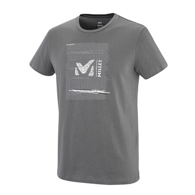 MILLET - MILLET RISE UP - Tee-shirt Homme tarmac