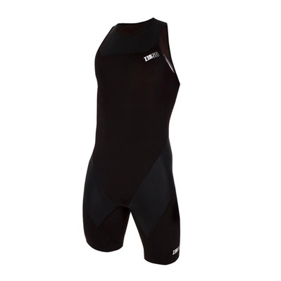 Z3ROD - START TRISUIT - Tuta trifunzione Uomo black series