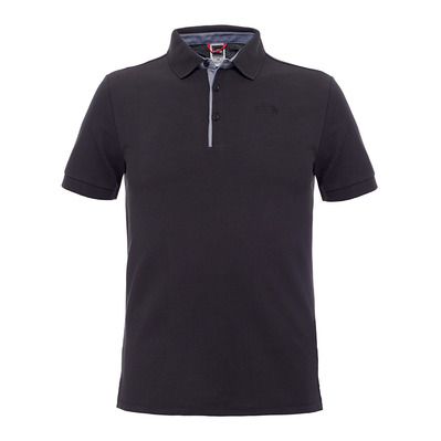 THE NORTH FACE - PREMIUM - Polo Uomo tnf black/tnf black