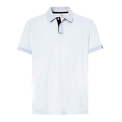 OAKLEY - DIVISONAL 2.0 - Polo Homme white