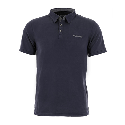 COLUMBIA - NELSON POINT - Polo - Men's - collegiate navy