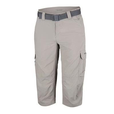 COLUMBIA - SILVER RIDGE II - Cropped Pants - Men's - tusk