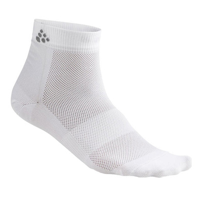 CRAFT - GREATNESS MID - Socks x3 white