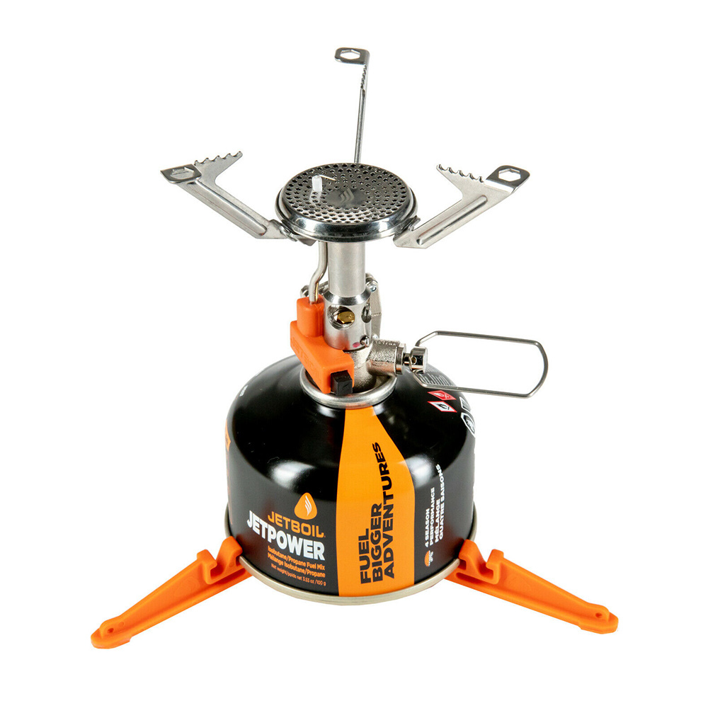 JETBOIL - Jetboil MIGHTYMO - Hornillo black