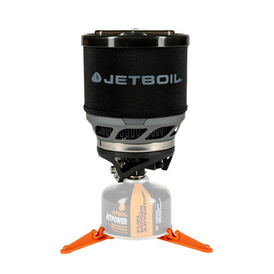 JETBOIL - All-In-One Gas Stove - MINIMO black