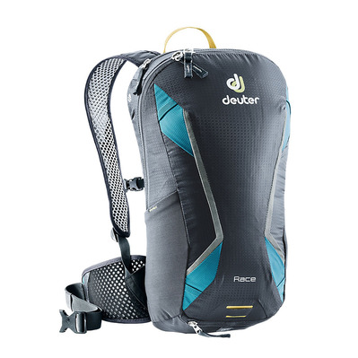 DEUTER - RACE 8L - Mochila graphite/oil blue