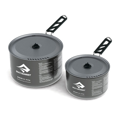 SEA TO SUMMIT - ALPHAPOT - Casserole aluminium