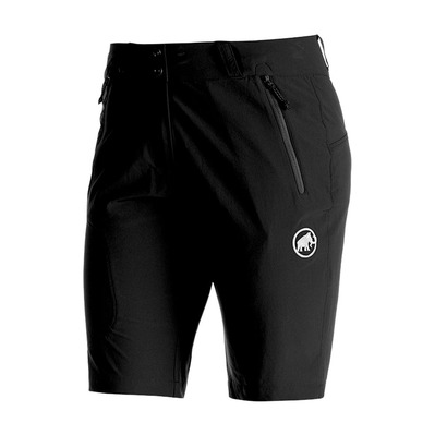MAMMUT - Shorts - Women's - RUNJE graphite