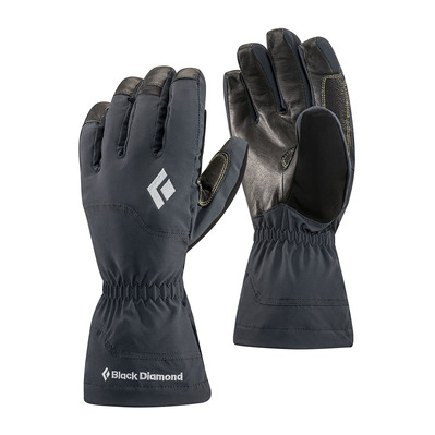 BLACK DIAMOND - GLISSADE - Gloves - black