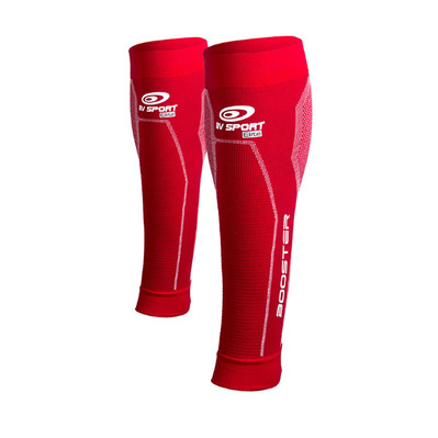 BV SPORT - BOOSTER ELITE - Manchons compression rouge