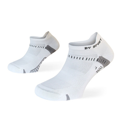 BV SPORT - LIGHT ONE ULTRAS - Chaussettes x2 blanc