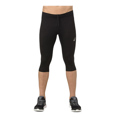 ASICS - SILVER - 3/4 Tights - Men's - performance black