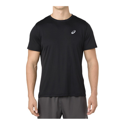 ASICS - SILVER - Maillot Homme performance black