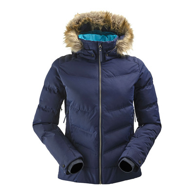 EIDER - DOWNTOWN STREET - Giacca Donna dark night