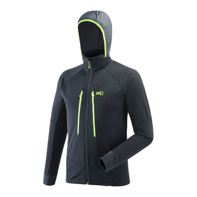 MILLET - PIERRA MENT II - Fleece - Men's - black