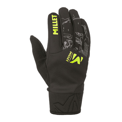 MILLET - PIERRA MENT - Gloves - black