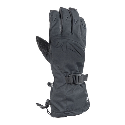 MILLET - M WHITE - Gloves - black