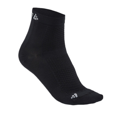 CRAFT - COOL MID - Socks x2 black