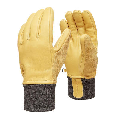 BLACK DIAMOND - DIRT BAG - Gloves - natural