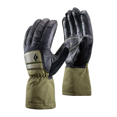 BLACK DIAMOND - SPARK POWDER GTX - Gloves - burnt olive
