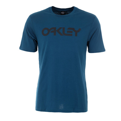 OAKLEY - MARK II - Tee-shirt Homme blue coral