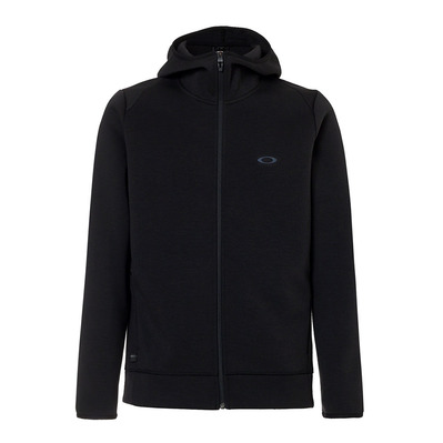 OAKLEY - TECH KNIT FZ - Sweat Homme blackout