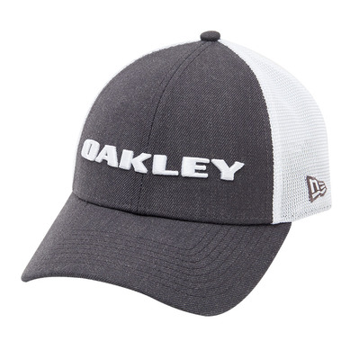 OAKLEY - HEATHER NEW ERA - Casquette Homme graphite