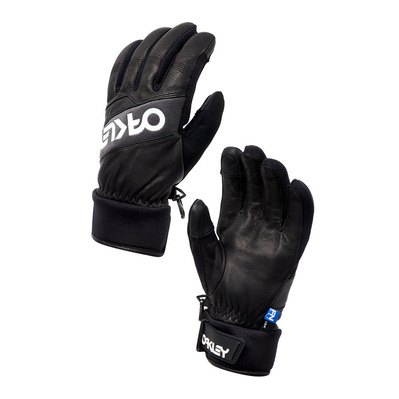 OAKLEY - FACTORY WINTER - Gants Homme blackout