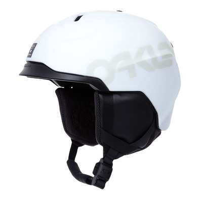 OAKLEY - MOD3 FACTORY PILOT - Casque ski white