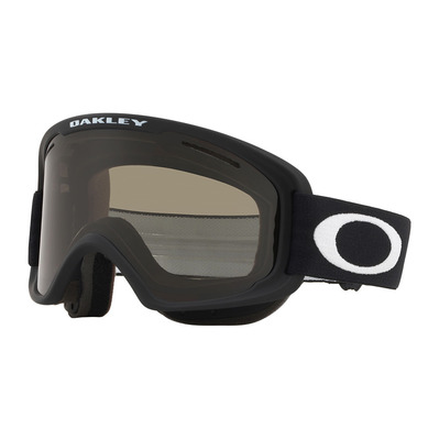 OAKLEY - O FRAME 2.0 XM - Masque ski matte black/dark grey