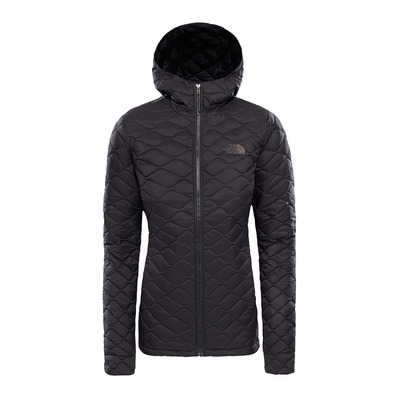 THE NORTH FACE - THERMOBALL - Down Jacket - Women's - tnf black matte