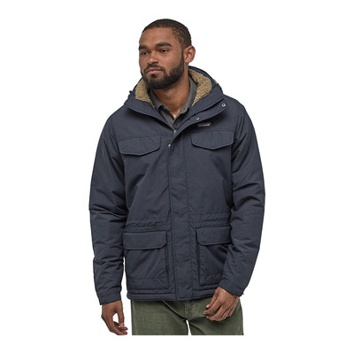 PATAGONIA - ISTHMUS - Parka Jacket - Men's - navy blue