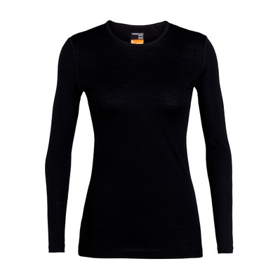 ICEBREAKER - 200 OASIS - Baselayer Frauen black