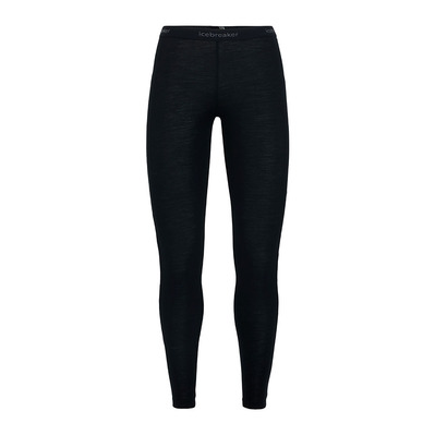 ICEBREAKER - 175 EVERYDAY - Funktionsleggings Frauen black