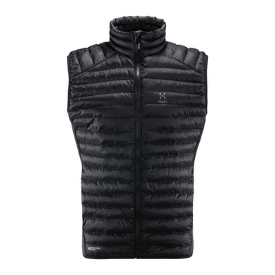 HAGLOFS - ESSENS MIMIC - Chaleco hombre true black