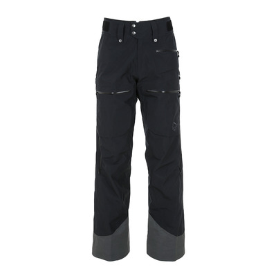 NORRONA - Gore-Tex® Pants - Men's - LOFOTEN INSULATED caviar